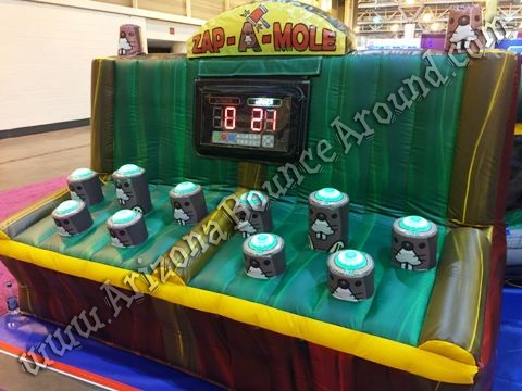 whack a mole game rental Denver Colorado
