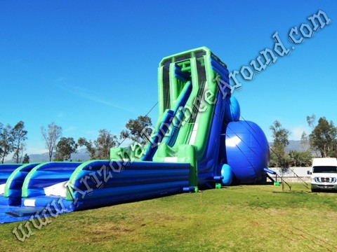 worlds tallest inflatable water slide for rent in Colorado