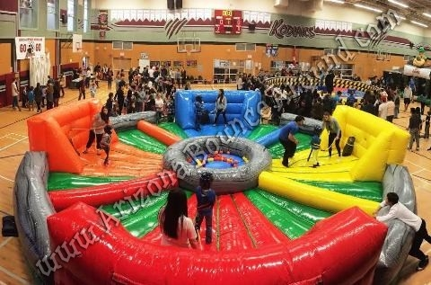 For Parties And Events In Colorado Our Hippo Chow Down Game Is Perfect Team Building Company Promotions Birthday Adults