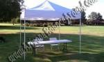 10X10 party tent canopy rental Denver, Colorado
