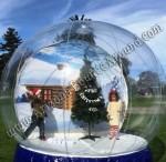 Human Snow Globe CO