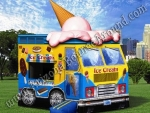 Ice Cream Truck Bounce House Rental Denver CO