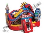 Carnival themed Bounce House Rentals Denver Colorado