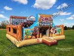 Western Town Inflatable rentals Denver