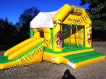 Jungle Safari themed bounce house rental Denver, Colorado Springs, Aurora, Fort Collins