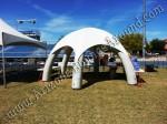 Dome tent rentals in Colorado - 20 x 20 tents