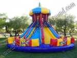 Circus themed Inflatables in Denver Colorado
