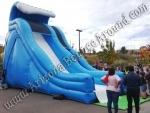 24' Inflatable slide rental Denver Colorado