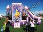 Princess bounce house Rental, Princess moonwalk Denver, CO