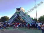Log jammer extreme water slide rental Denver Colorado