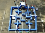 Inflatable Water Tag Maze Rental Denver