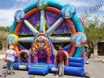 Ferris Wheel Bounce House rental Denver, Colorado