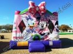 Minnie Mouse Bounce House Rentals Denver Colorado