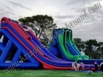 Best place to rent big water slide for events in Denver Colorado