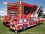 Inflatable Fire Truck Rental Denver Colorado