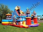 Carnival Themed Obstacle Course Rentals in Denver Colorado