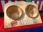 basket toss carnival game rental Denver Colorado