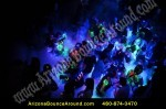 Black Light Foam Party Rental Denver, Colorado