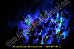 Black Light Foam Party Rental Denver, Colorado