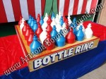 bottle ring toss carnival game rental Denver Colorado