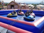 Rent Bumper Cars for parties and events in Colorado