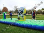 Football party ideas for kids Denver Colorado, Bungee run for kids