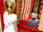 Carnival fun house mirror rentals Colorado Springs Colorado