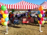 Carnival tent rental CO