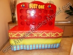 Carnival themed table cloths for rent