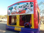Christmas Bounce House rentals, Santa Claus Jumper, Denver, Colorado Springs, Aurora, Fort Collins, Colorado, CO