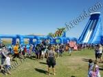 42 foot tall water slide rental Colorado