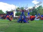 Ballistic Carnival Swing Ride Rental