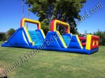 Inflatable Obstacle Course rentals Denver and Colorado Springs, Colorado
