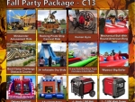 Spring and Fall Carnival Party Package C13