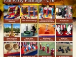 Carnival party packages Denver Colorado