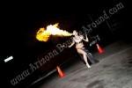 Denver Fire Dancers