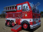 Fire Truck Bounce Bounce House Rentals Denver