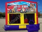 Firefighter Bounce House Rentals Colorado Springs