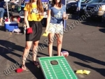 Football Themed Corn Hole Games for rent in Denver, Colorado Springs, Aurora, Fort Collins, Colorado