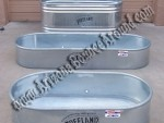 Galvanized Ice Chest Rental Denver Colorado
