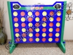 Giant connect 4 game rental Denver, Colorado Springs, Aurora, Fort Collins Colorado