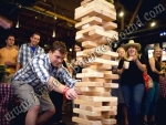Giant Jenga game rental Denver