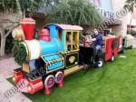 Holiday Train rentals Denver Colorado