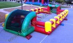 Human Foosball Inflatable Rental Denver, Colorado