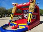 Inflatable Baseball Sports Game Rental Denver, CO