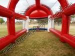 Inflatable batting cage rental Denver, Colorado