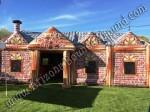 Inflatable Log Cabin Rentals in Denver Colorado