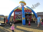 Inflatable Sports Game rental Denver CO, Colorado Sports Games for rent