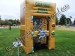 Money blowing machines for rent in Denver