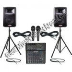 PA Sound System and Speaker Rentals Denver Colorado